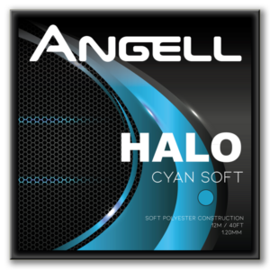 Halo Cyan Soft String