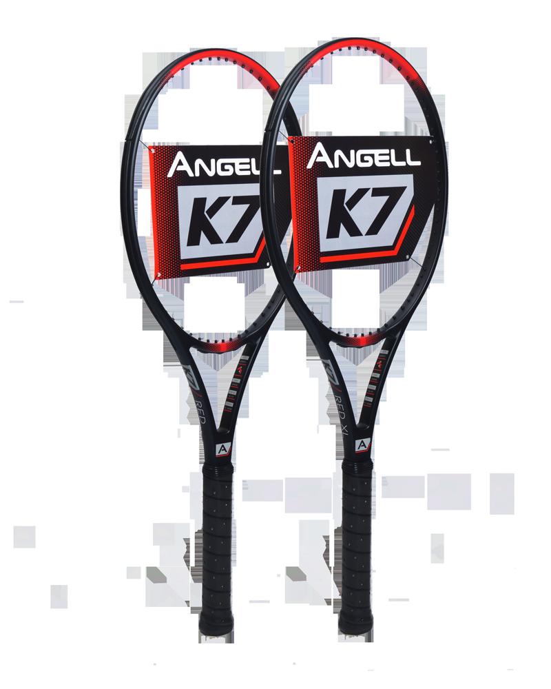 Angell K7 Red Tennis Frames