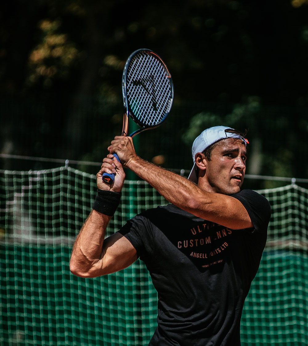 Angell Custom Tennis