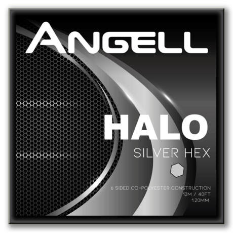 Halo Silver Hex String Pack